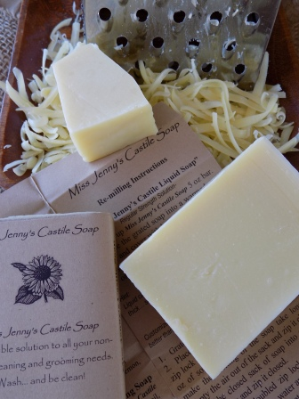 What… is Castile Soap?