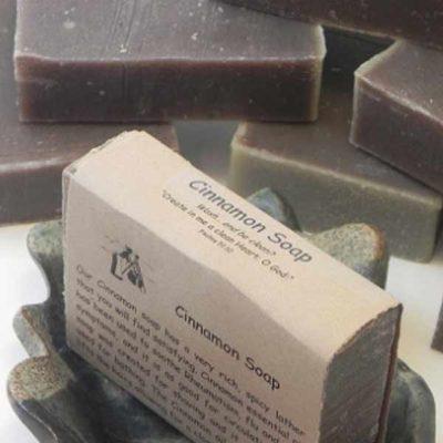 CINNAMON SOAP 1